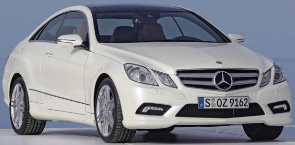 Comprar Mercedes / CLASE E COUPE