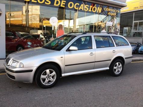 Comprar Auto Skoda Octavia