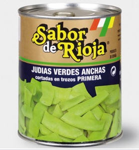 Comprar Alubia Verde 1 kg.