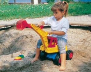 Comprar Excavadora de juguete