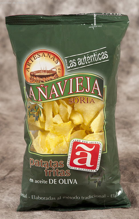 Comprar Patatas fritas en Aceite de Oliva