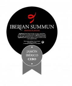 "Comprar Jamón Iberico de Cebo, ""Iberian Summun"""