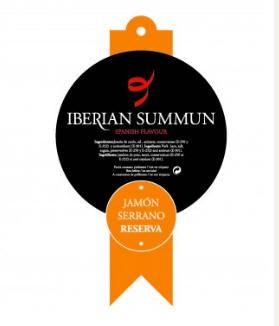 "Comprar Jamón Serrano ""Iberian Summun"", Reserva"