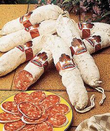 Comprar Salchichón Casero Extra (Picado grueso)