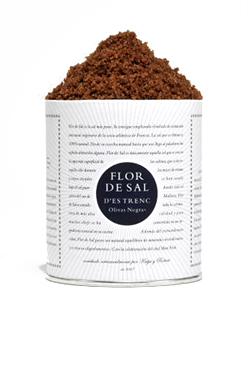 Comprar Flor de Sal d'Es Trenc Olivas