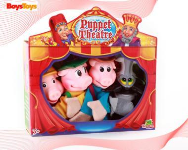 Comprar Set de Marionetas
