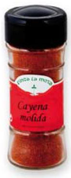 Comprar Cayena en Polvo