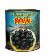 Comprar Aceituna negra cacereña lata