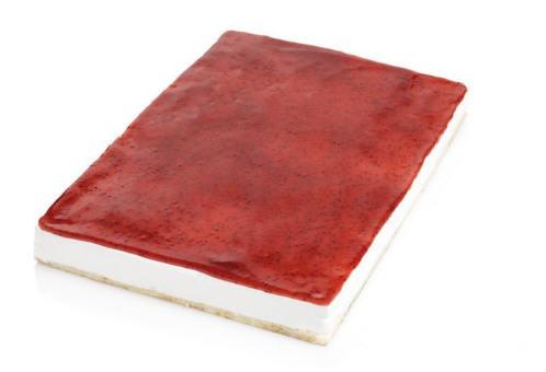 Comprar Plancha de nata y frambuesa