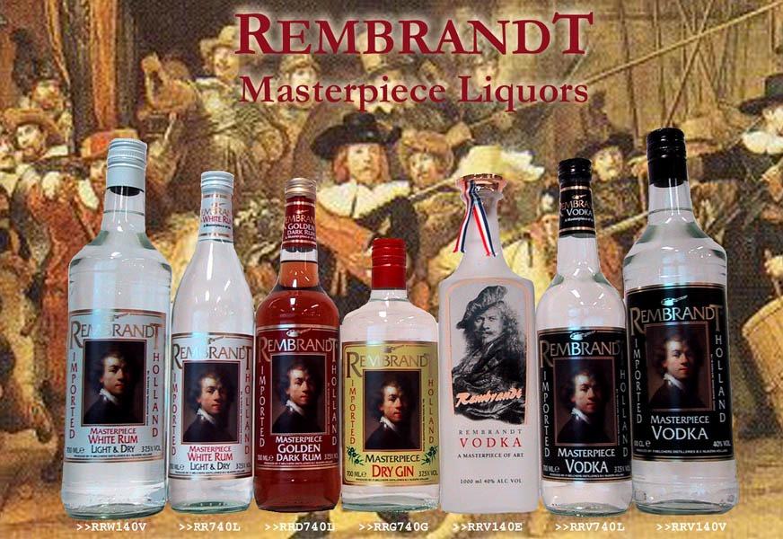Comprar Rembrandt Gin