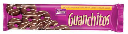 Comprar Guanchitos de chocolate con leche