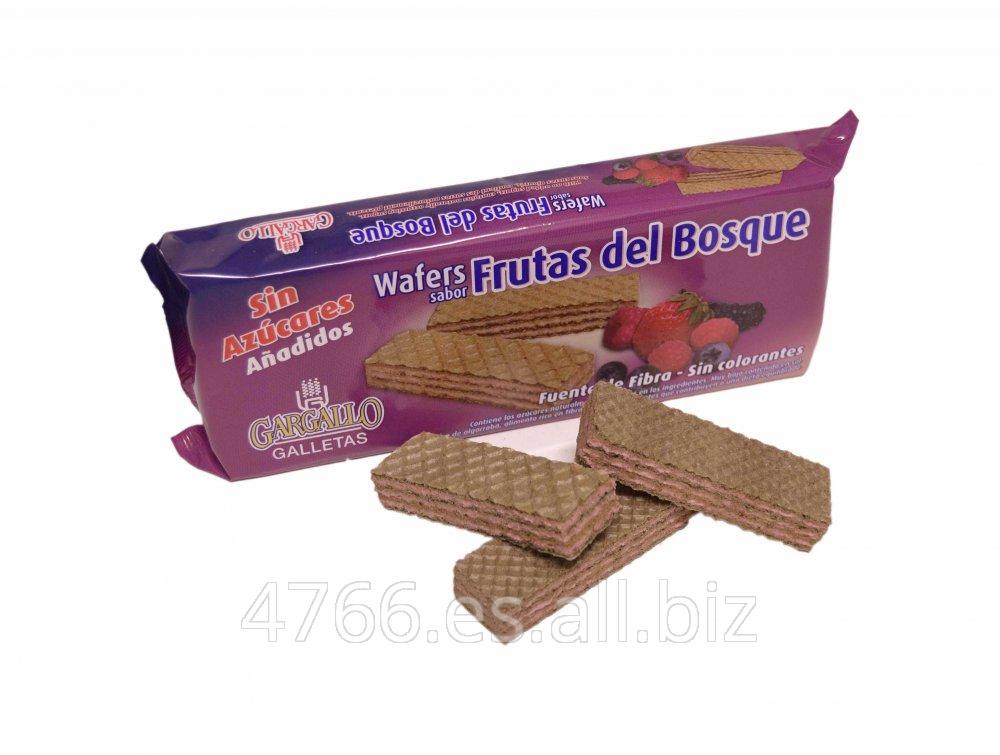 Comprar BARQUILLO CON RELLENO DE CHOCOLATE