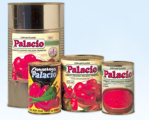 Comprar Tomates conservados