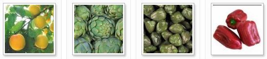 Comprar Frutas y hortalizas conservadas