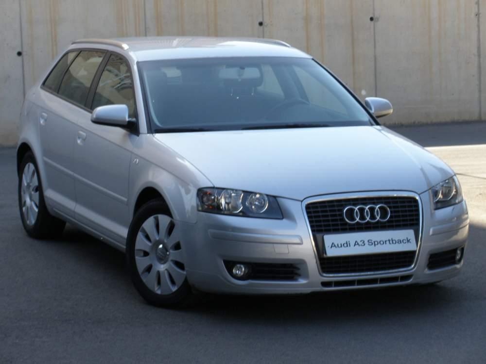 Comprar Automovil Audi A3 1.9 TDI 105 CV SPB