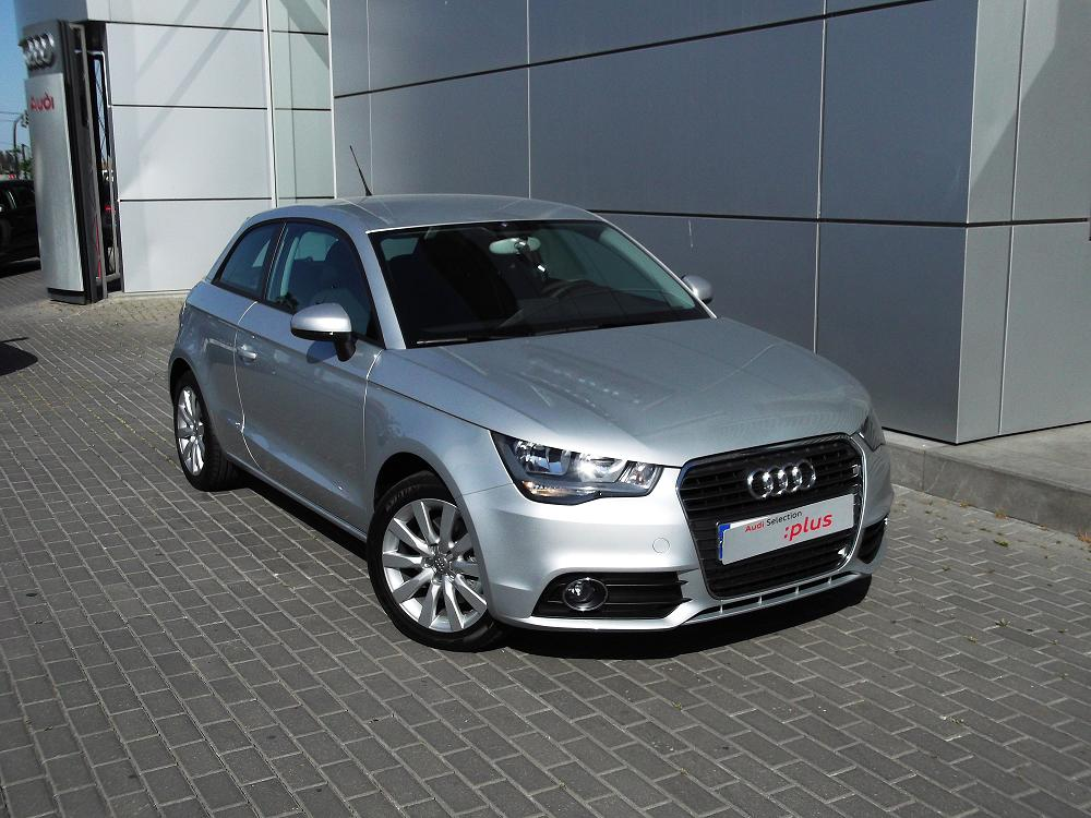 Comprar Automovil Audi A1 1.6 TDI 105 CV