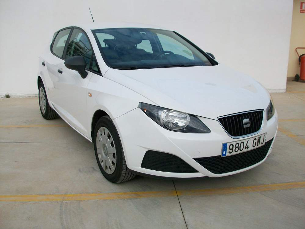 Comprar Automovil Seat Ibiza 1.4 TDI 80CV