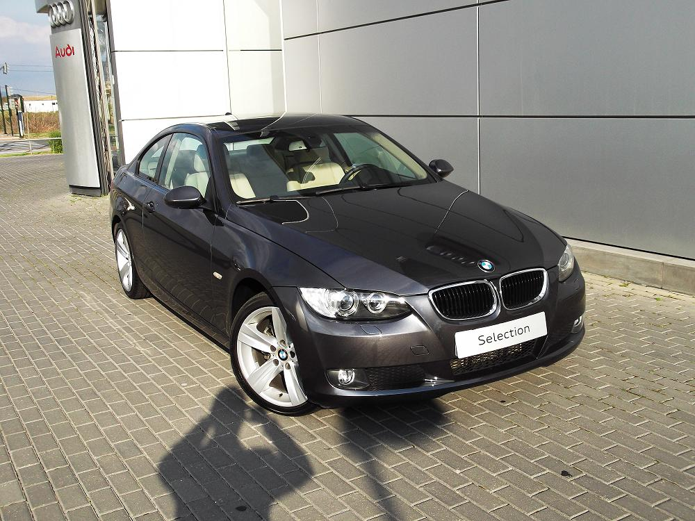 Automovil BMW 320 D
