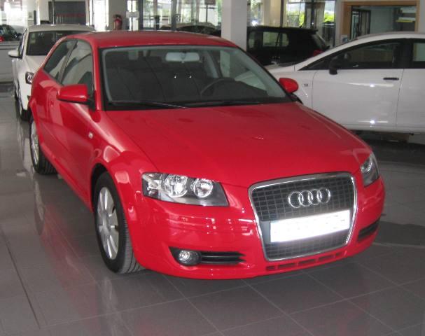 Comprar Automovil Audi A3 1.9 TDI