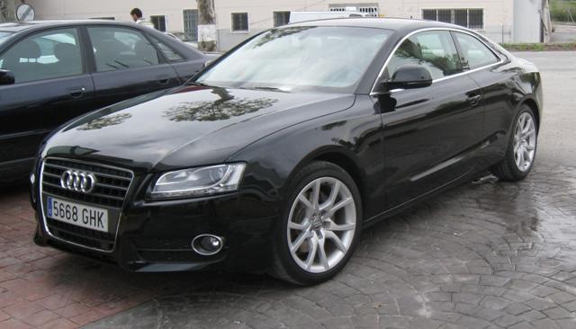 Comprar Automovil Audi A5 2.7 TDI