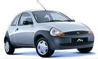 Automovil Ford Ka I