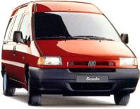 Comprar Automovil Fiat Scudo 1.9 JTD