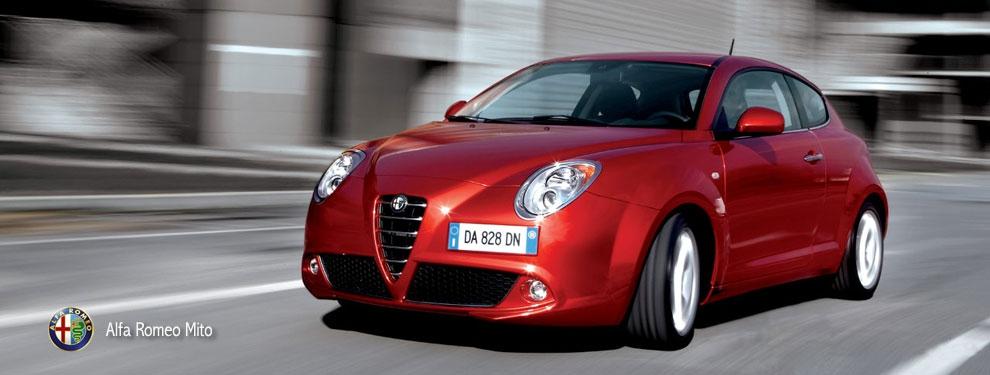 Comprar Alfa Romeo Mito