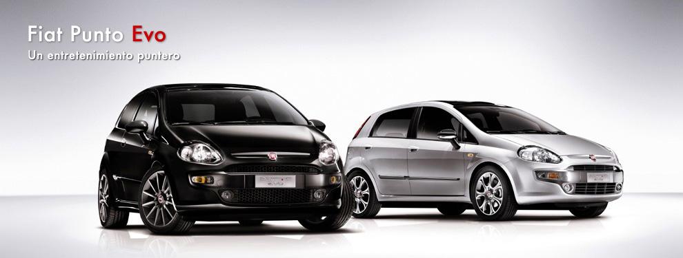 Comprar Fiat Punto EVO
