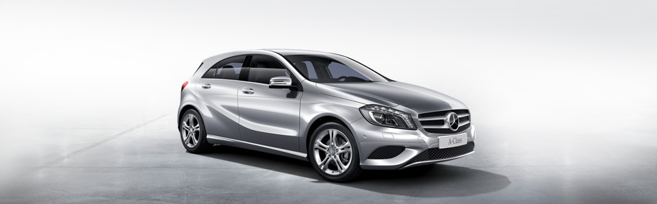 Automovil Mercedes-Benz Clase A