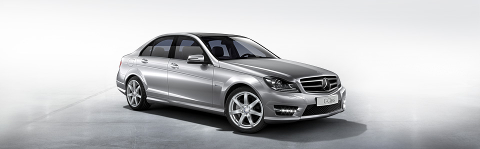 Automovil Mercedes-Benz Clase C