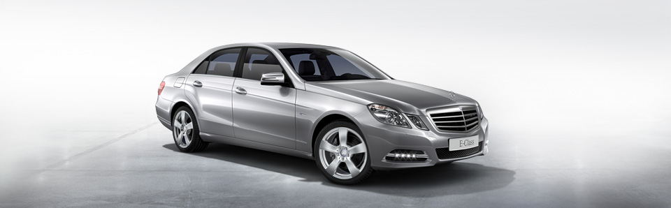 Automovil Mercedes-Benz Clase E