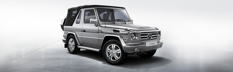 Automovil Mercedes-Benz Clase G