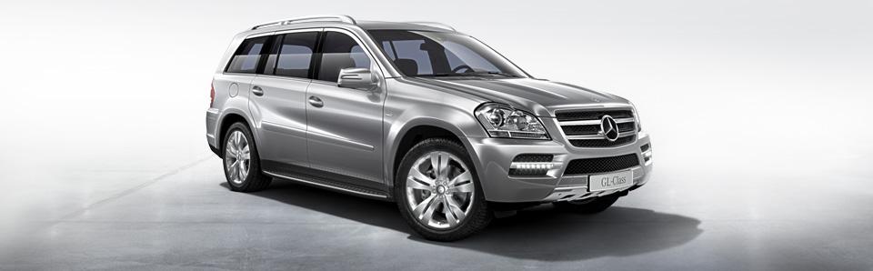 Comprar Automovil Mercedes-Benz Clase GL