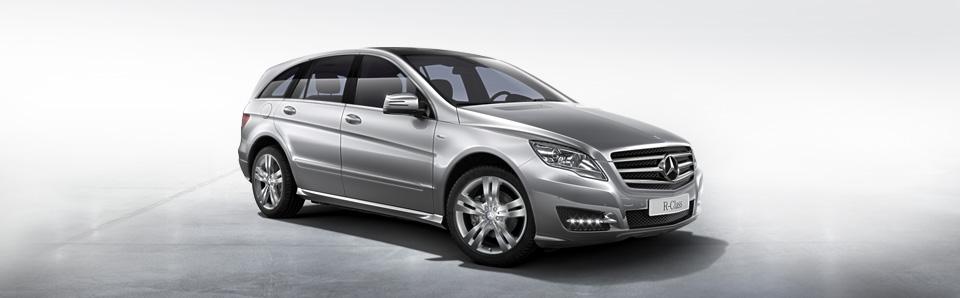 Comprar Automovil Mercedes-Benz Clase R