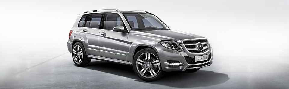Automovil Mercedes-Benz Clase GLK