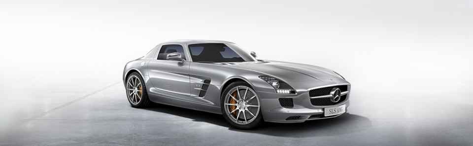 Automovil Mercedes-Benz Clase SLS AMG