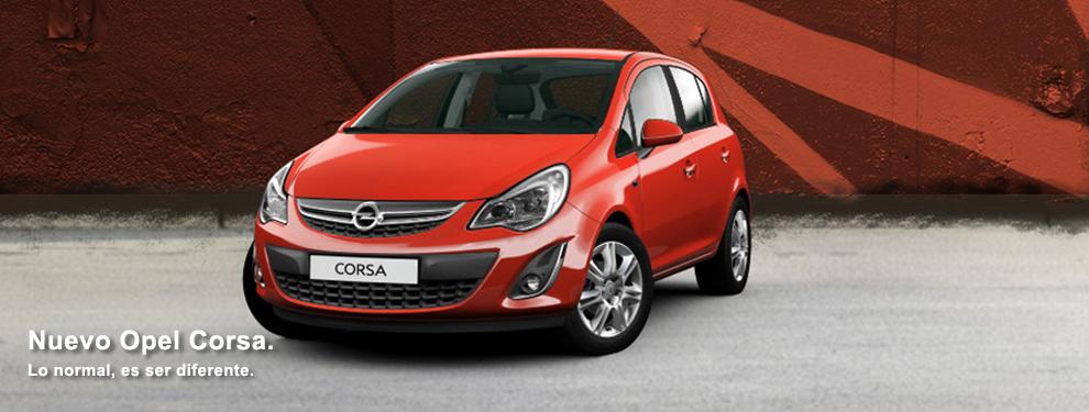 Comprar Opel Corsa 5 puertas