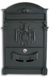 Comprar Buzón modelo Fierenze 420X90X270 - negro