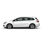 Comprar Automovil Opel Nuevo Astra Sports Tourer