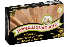 Comprar FILETES DE VENTRESCA en ACEITE DE OLIVA
