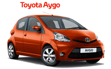 Comprar Automovil Toyota Aygo