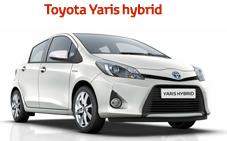 Comprar Automovil Toyota Yaris hybrid