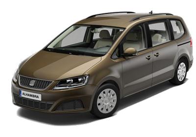 Comprar Automovil Seat Alhambra