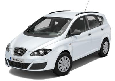 Comprar Automovil Seat Altea XL