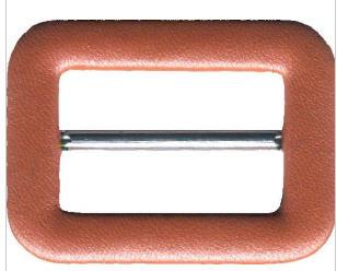 Comprar Hebilla forrada rectangular