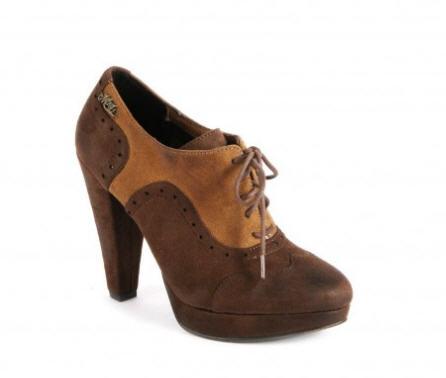 Comprar Zapato ante mocha MTNG mustang