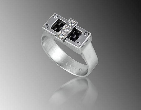 Comprar Anillo de Diamantes C-2
