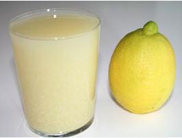 Comprar Zumo de limón NFC - Con pulpa - No concentrado