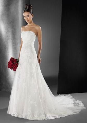 vestido de novia n5042 comprar en barcelona