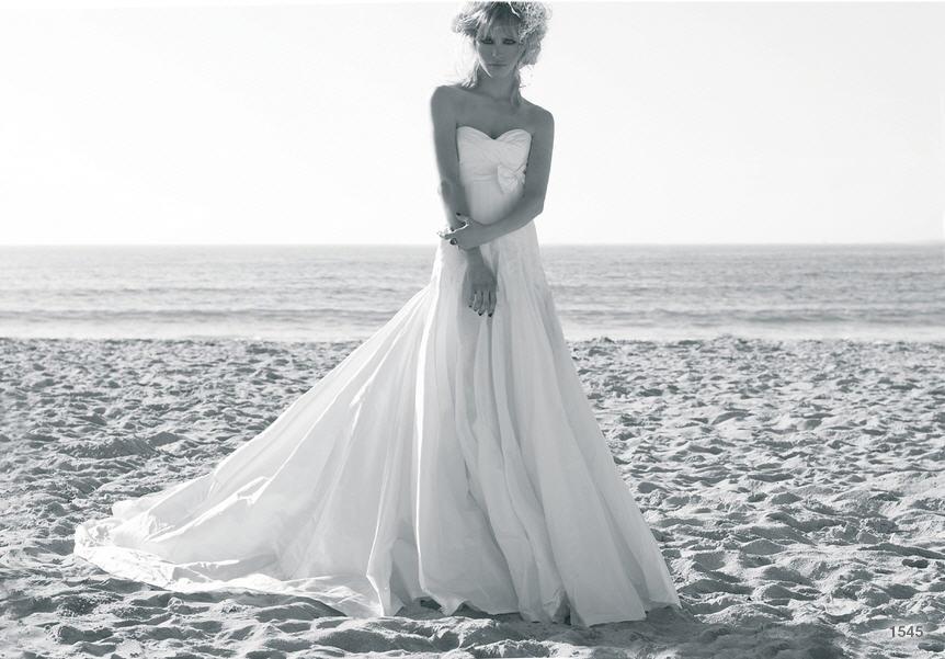 Comprar Vestido boda con escote